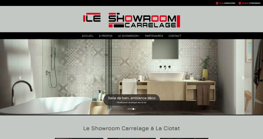 Le Showroom Carrelage